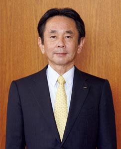 スポーツ用品卸商業組合 理事長 佐々木 恭一